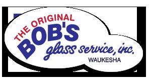 Bob's Glass Logo