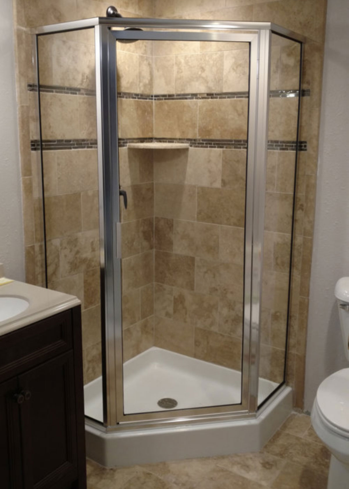 Framed Swing Shower Door