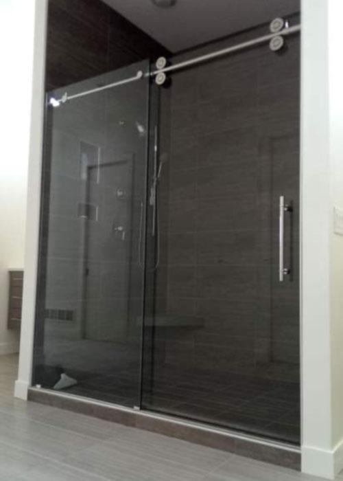 Barn Door Shower Door