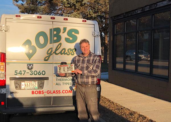Bob's Glass 1998